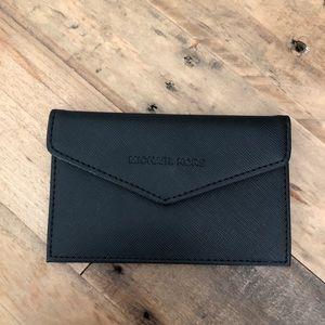 Michael Kors Black Wallet / Coin Purse
